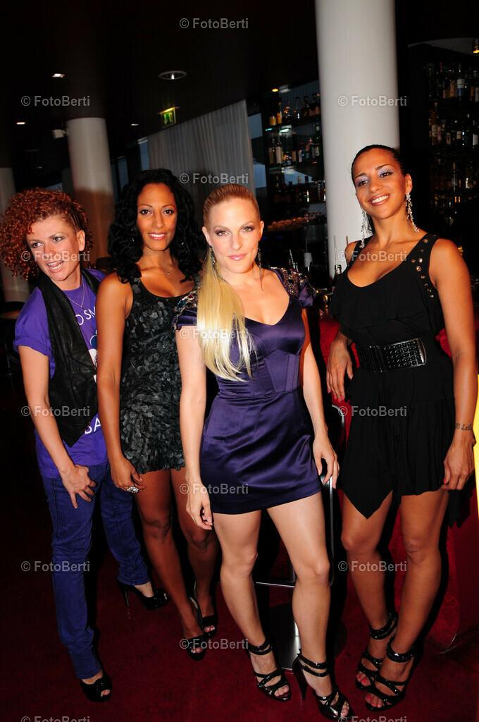 No Angels pr‰sentieren ihr neues Album | Nadja Benaissa, Lucy Diakowska, Sandy Moelling, Jessica Wahls