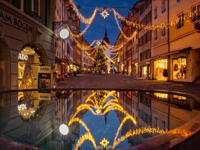 Weihnachten in Bremgarten
