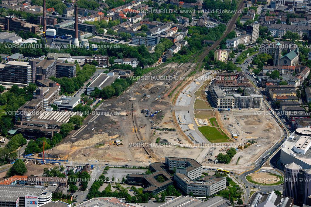 ES10058368 | Berliner Platz, Westviertel ThyssenKrupp Quartier,  Essen, Ruhrgebiet, Nordrhein-Westfalen, Germany, Europa, Foto: hans@blossey.eu, 29.05.2010