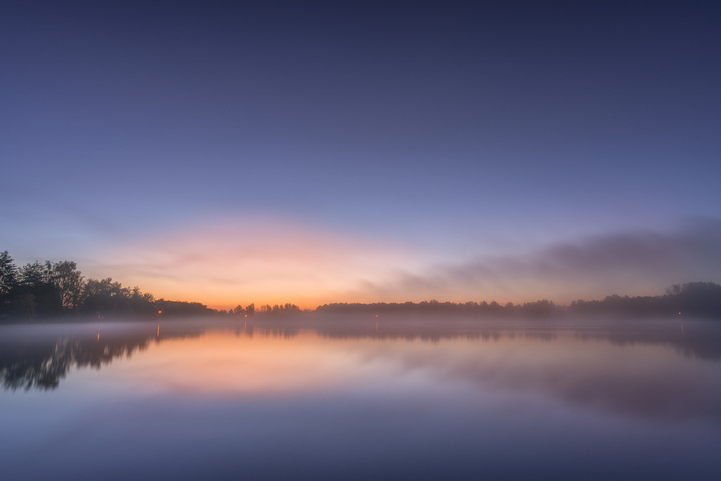 Sunrise am Allersee 12