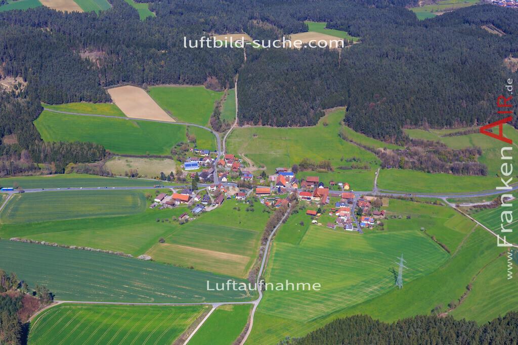 loesau-kulmbach-2016-6343 | Luftbild von Loesau Kulmbach - Luftaufnahme wurde 2016 von https://frankenair.de mittels Flugzeug (keine Drohne) erstellt - die Geschenkidee