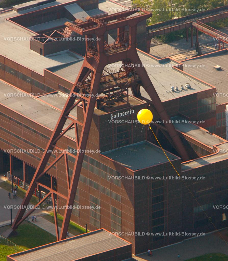 ES10056383 | Zollverein 12/6/8 Weltkulturerbe, Schachtzeichen ruhr2010,  Essen, Ruhrgebiet, Nordrhein-Westfalen, Deutschland, Europa, Foto: hans@blossey.eu, 22.05.2010