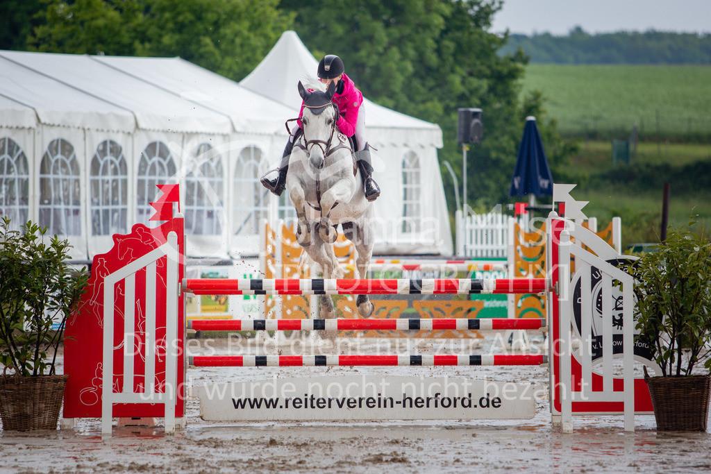 190524_LüPfSpTa_M-Spr-615   Pferdesporttage Herford 2019 Springprüfung Kl. M*, regional