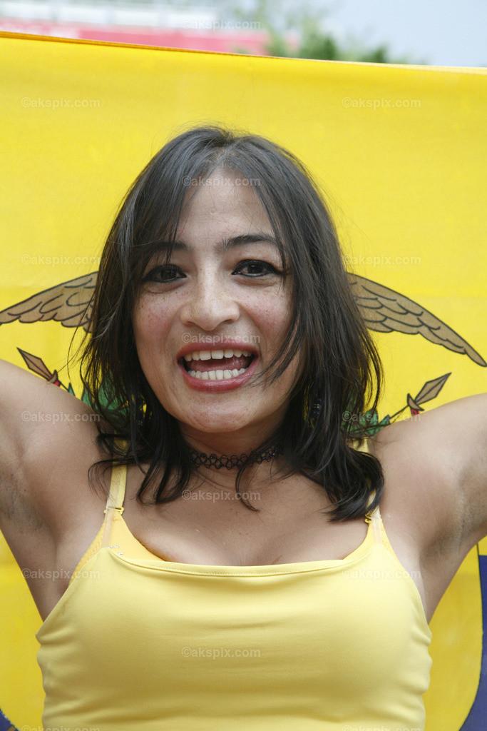Ecuador-Portrait