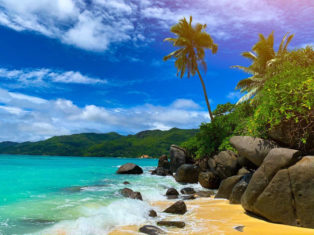 Seychellen - Pointe Au Sel | Strand auf den wunderschönen Seychellen