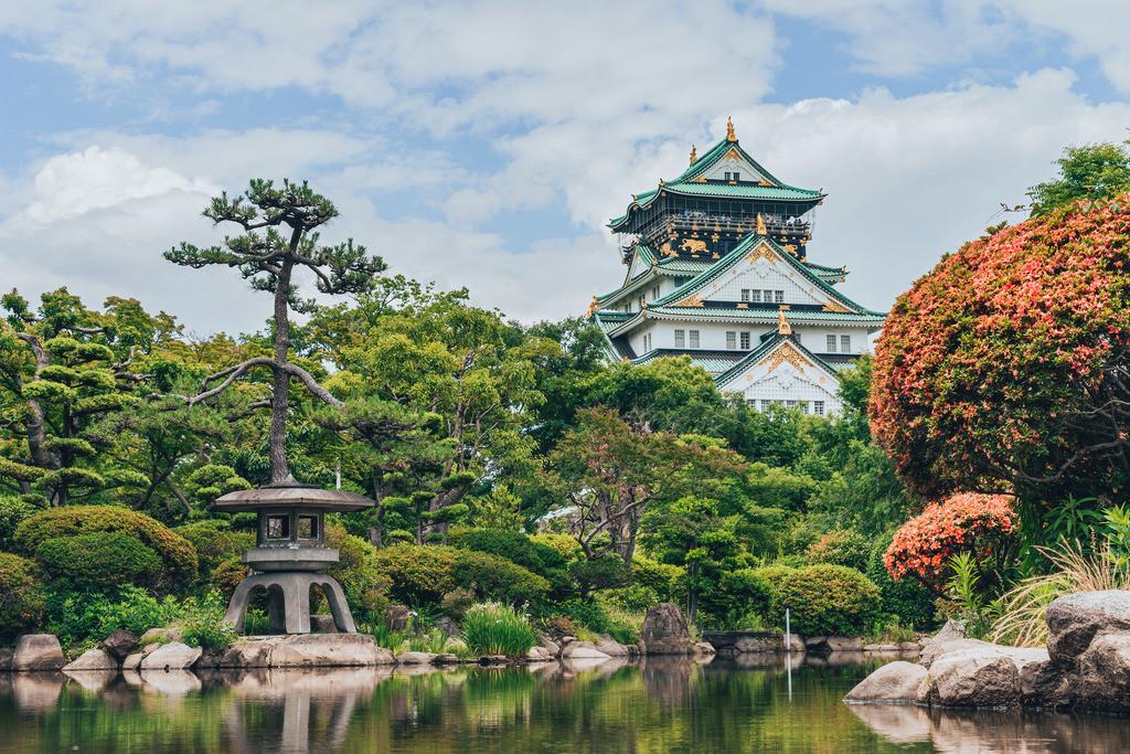 Japan Osaka Burg | Japan Osaka Burg