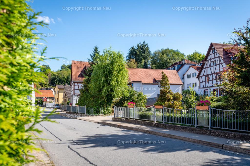 Hochstaedten_4 | Bensheim, Hochstaedten, Fachwerk, ,, Bild: Thomas Neu