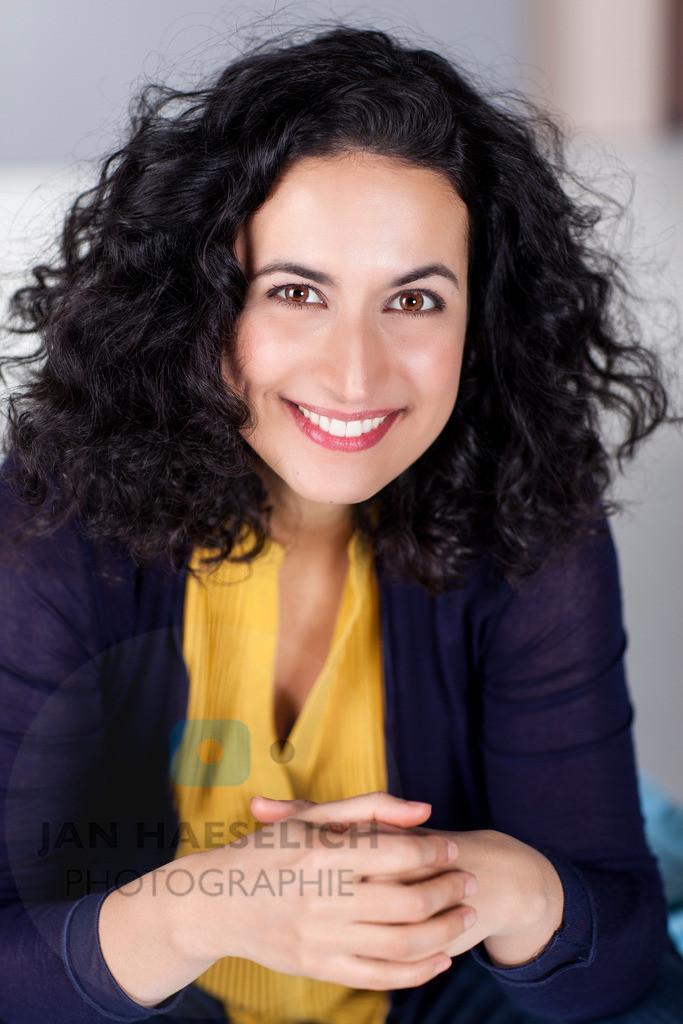Sanam Afrashteh | Sanam Afrashteh beim Fototermin zur neuen Vorabendserie im ARD