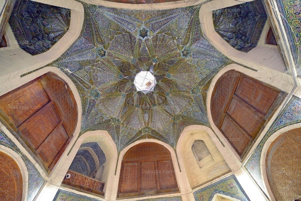 Bazar in Shiraz - Alte Bau