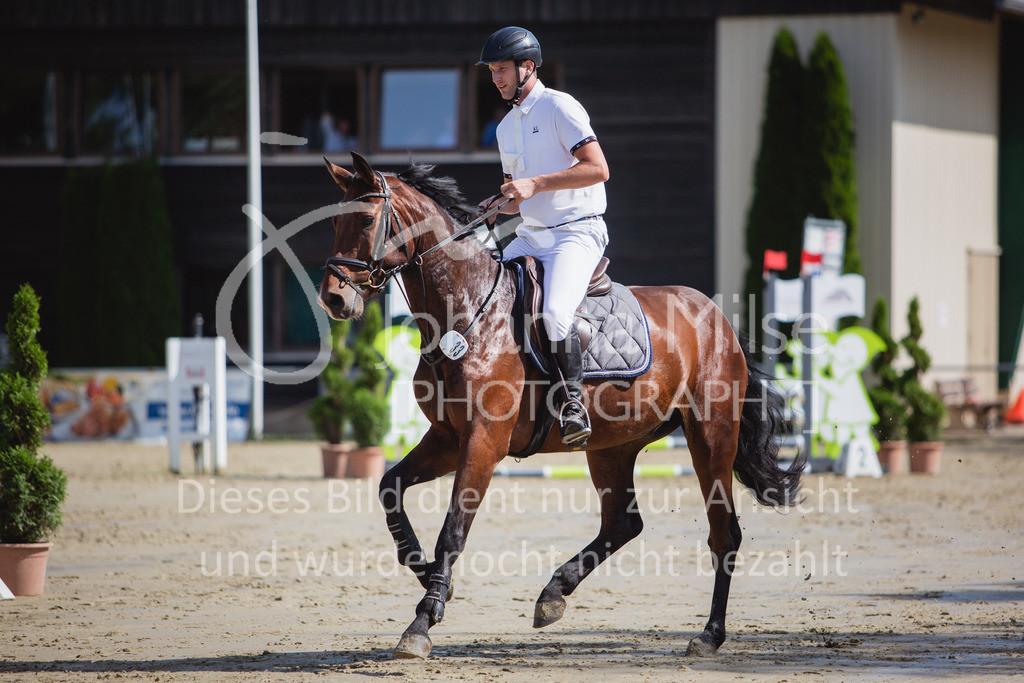 200819_Delbrück_Sprpf-A_1_2-025   Delbrück Masters 2020 Springpferdeprüfung Kl. A* 4jährige Pferde