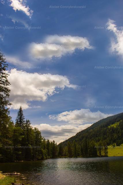 See mit Wolke