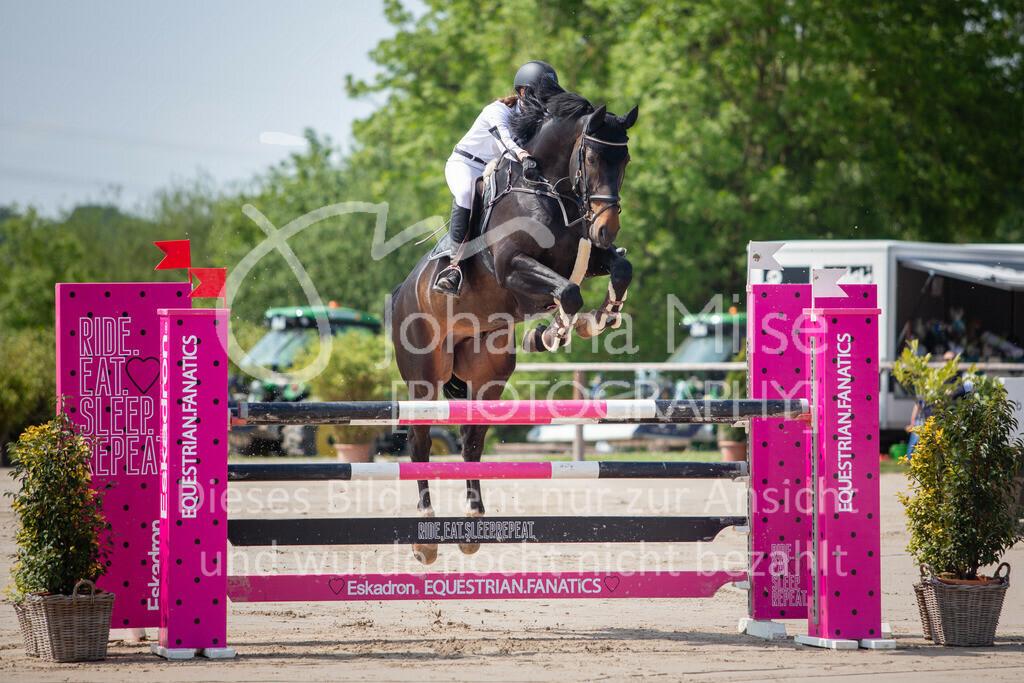 190524_LüPfSpTa_M-Spr_U25-307 | Pferdesporttage Herford 2019 Springprüfung Kl. M* U25