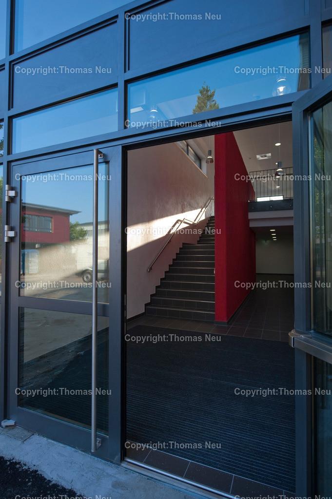 _D7N0130 | 0909,neue Turnhalle Goethegymnasium Bensheim, Bild: Thomas Neu