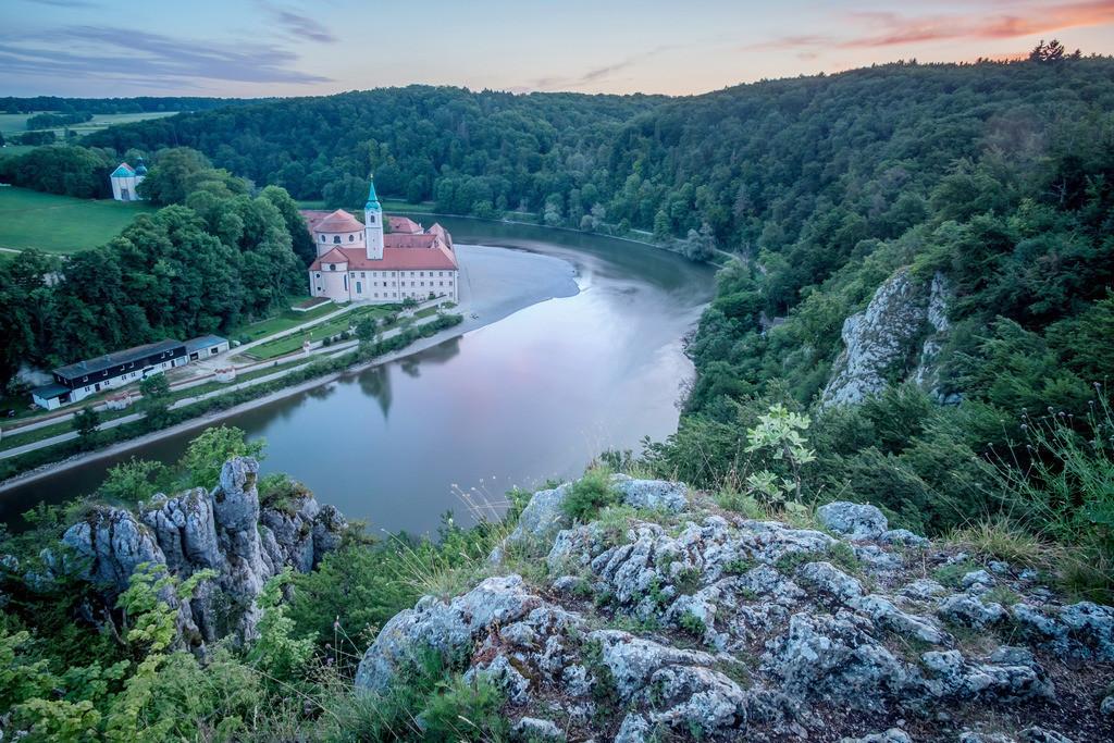 Donauschleife, Weltenburg | Die Serie 'Deutschlands Landschaften' zeigt die schönsten und wildesten deutschen Landschaften.