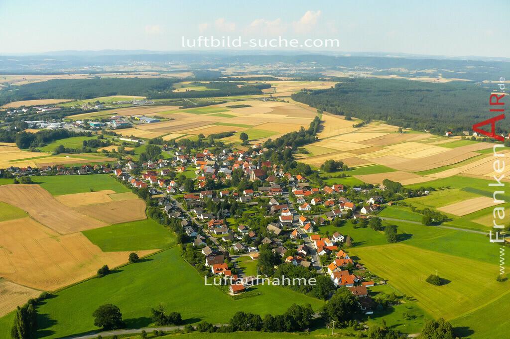 limmersdorf-thurnau-2007-145 | Luftbild von Limmersdorf Thurnau - Luftaufnahme wurde 2007 von https://frankenair.de mittels Flugzeug (keine Drohne) erstellt - die Geschenkidee