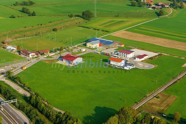 luftbild-siegsdorf-bruno-kapeller-06 | Luftaufnahme von Siegsdorf im Sommer 2015