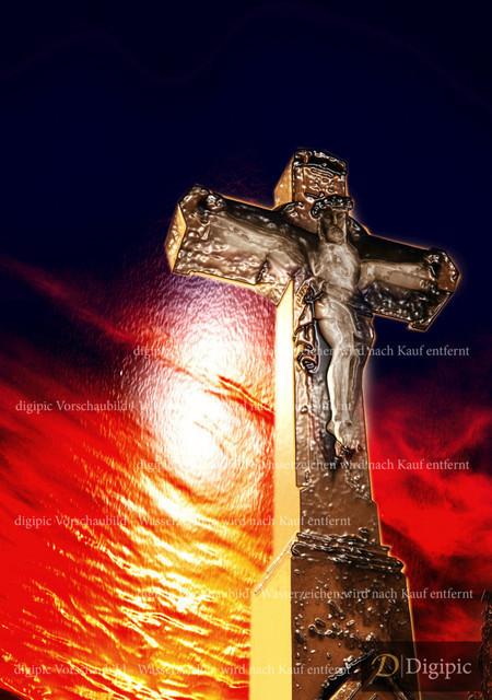 Kreativ Kreuz 1 -Vorschaubild
