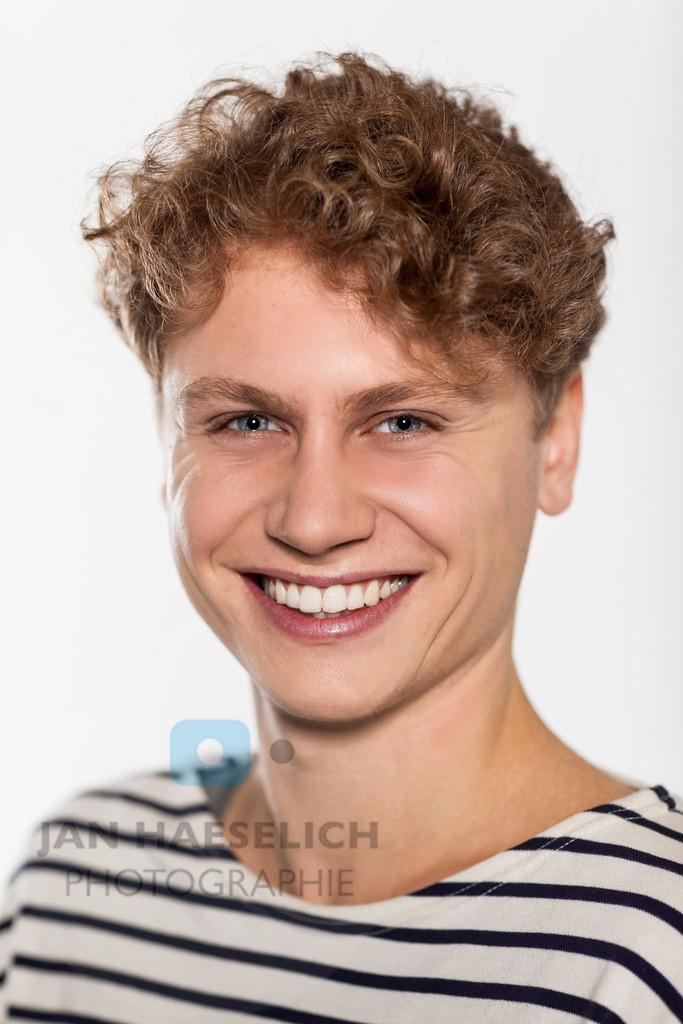Rafael Gareisen   Rafael Gareisen beim Fototermin in Hamburg zur 7. Staffel