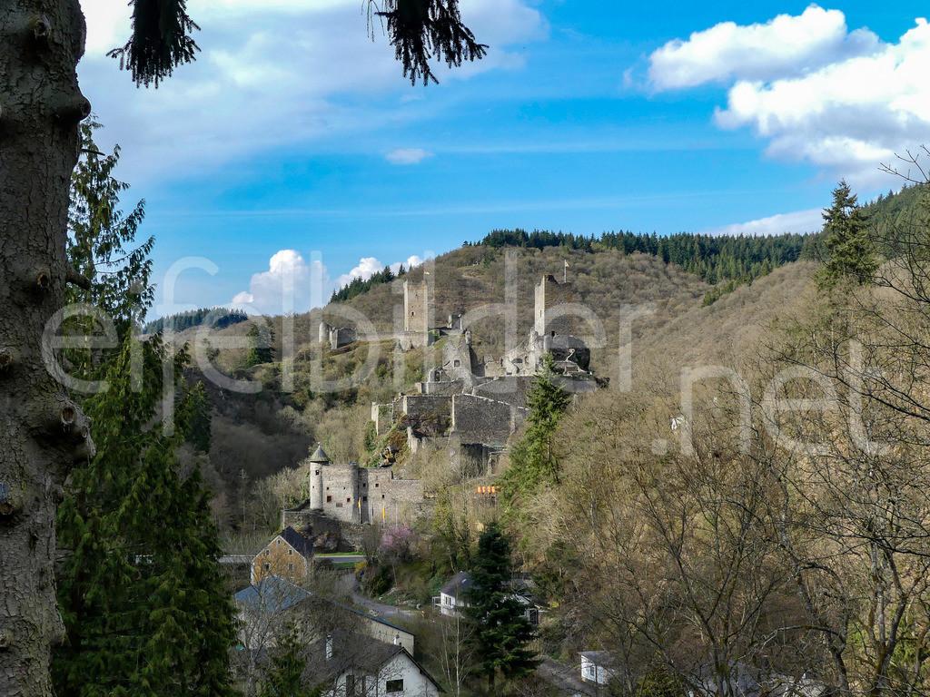 Burg Manderscheid | Manderscheid, Vulkaneifel, Kreis Bernkastel-Wittlich / Wittlich-Land