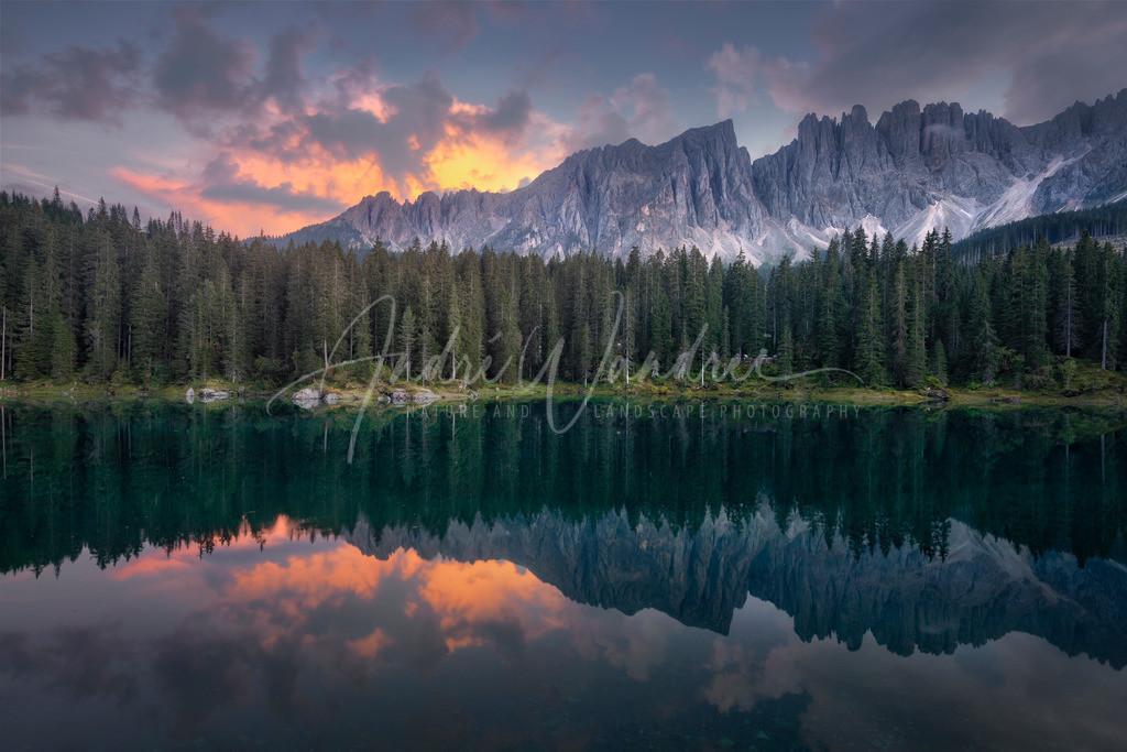 Am Spiegelsee