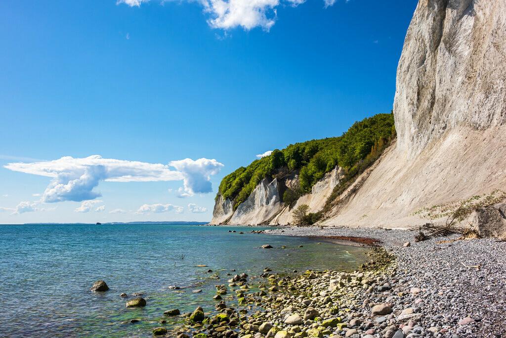 An der Ostseeküste auf der Insel Rügen | An der Ostseeküste auf der Insel Rügen.