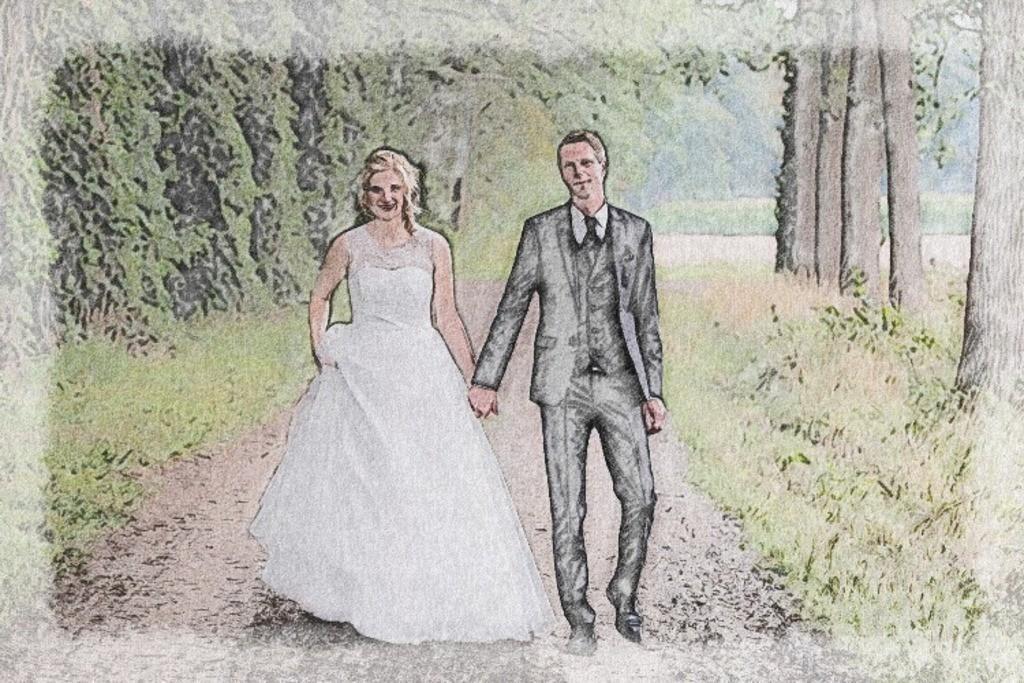 Brautpaar 3 Bild 008