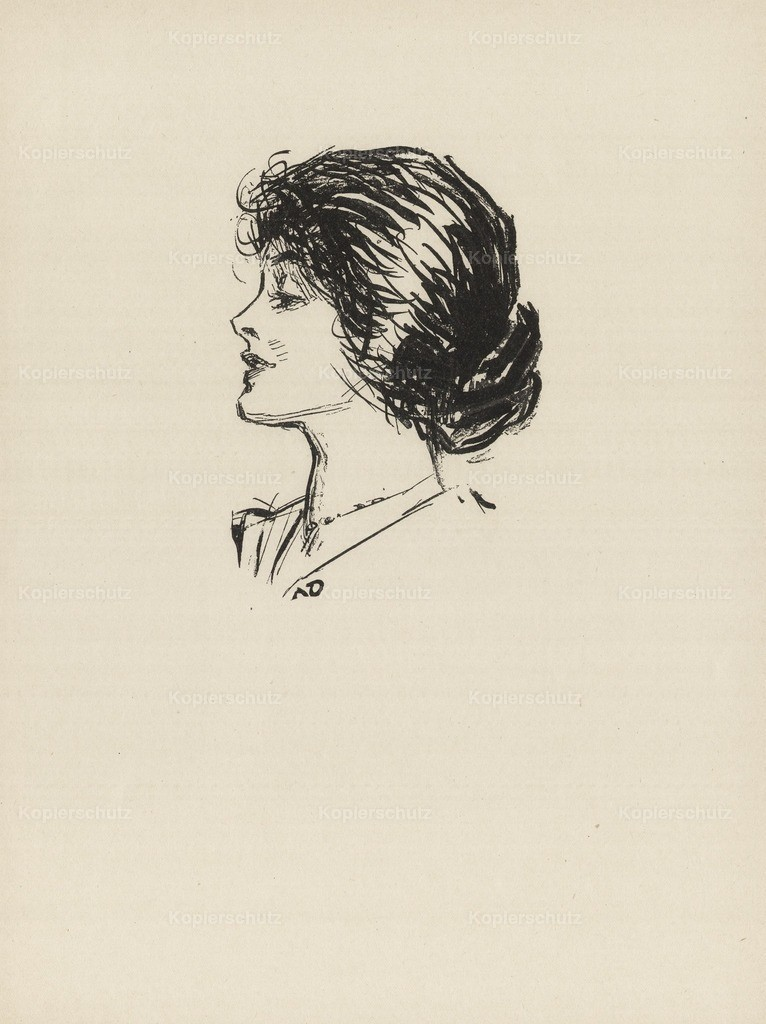 Gibson_ Charles Dana (1867-1944) - Gibson New Cartoons 1916 - Girl 2