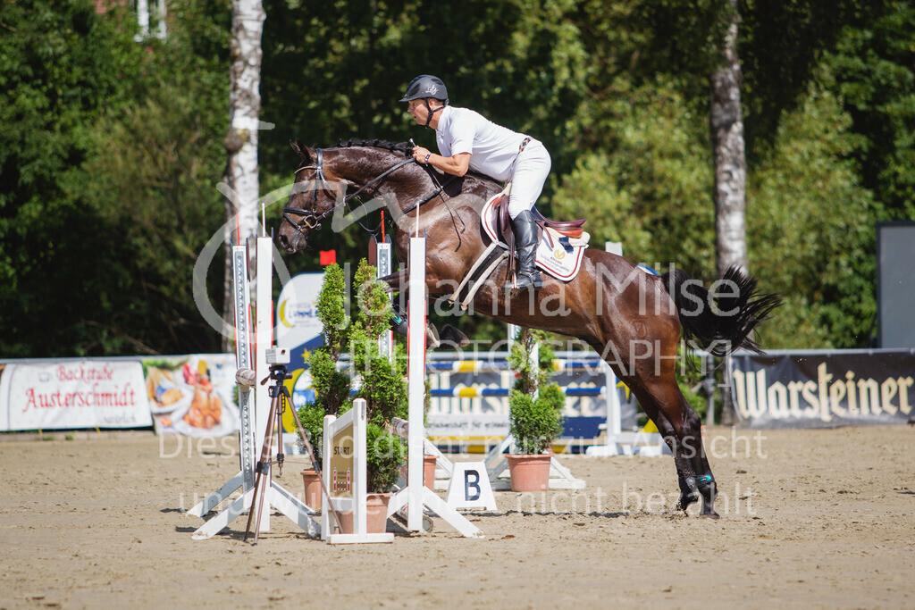 200819_Delbrück_Sprpf-A_2_1-227 | Delbrück Masters 2020 Springpferdeprüfung Kl. A** 4-6jährige Pferde