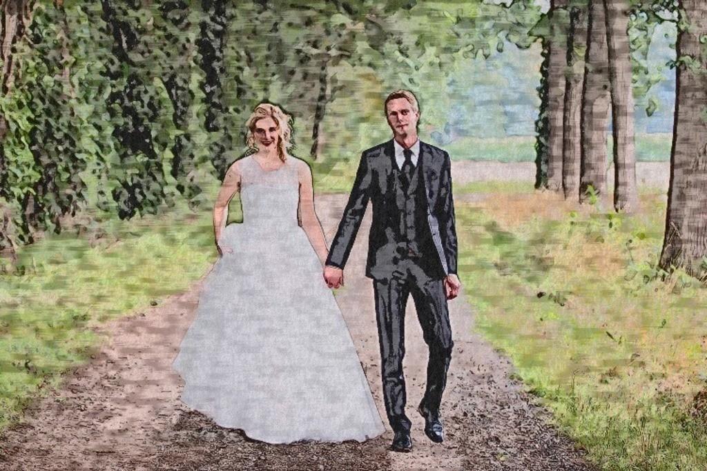 Brautpaar 3 Bild 017