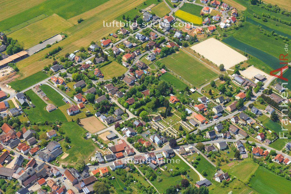 scherneck-untersiemau-2015-63 | Luftbild von Scherneck Untersiemau - Luftaufnahme wurde 2015 von https://frankenair.de mittels Flugzeug (keine Drohne) erstellt - die Geschenkidee