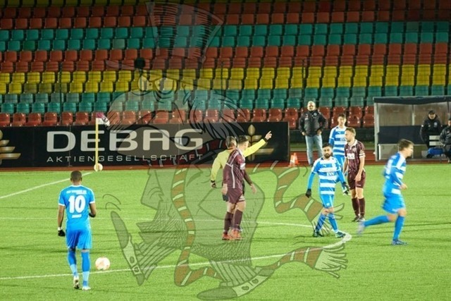 BFC Dynamo vs. FSV Wacker 90 Nordhausen 032