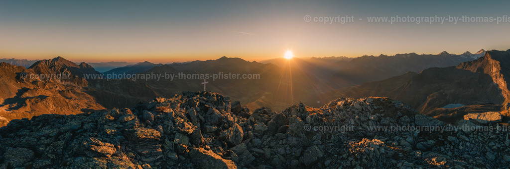 Torspitze Tuxer Alpen Sonenaufgang-2