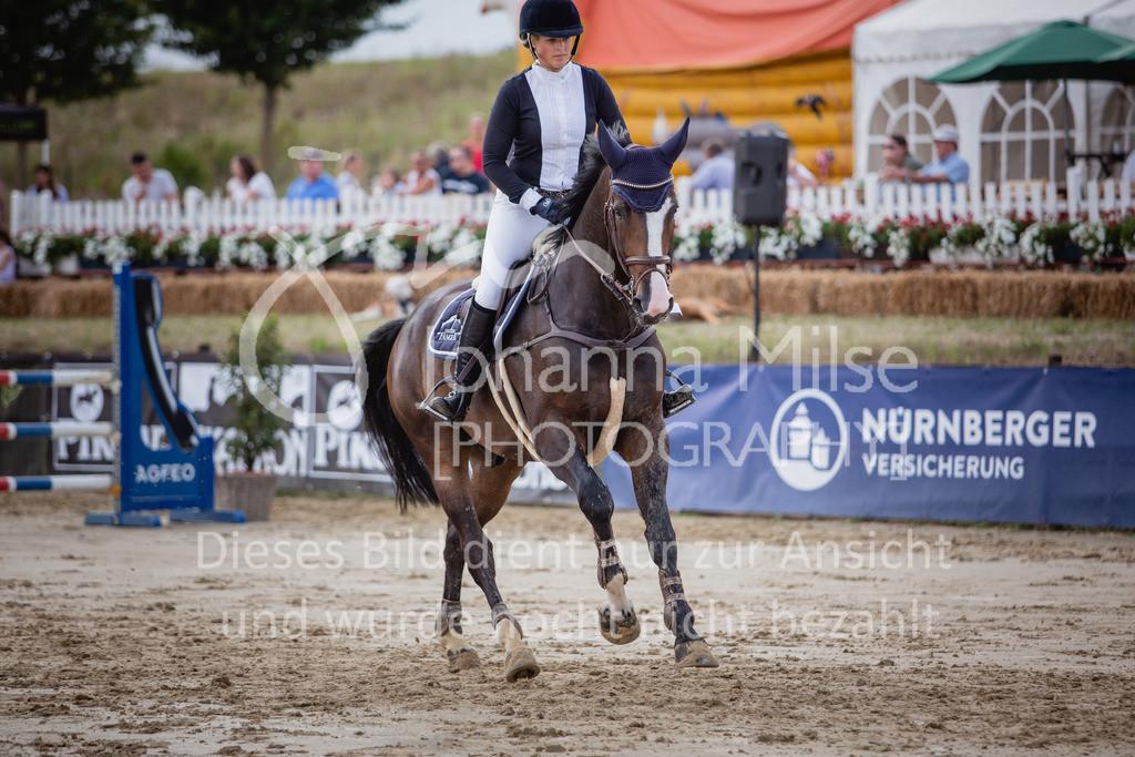 190801_BST_Springpferde-M_5-7J-428 | Braker Sommerturnier 2019 Springpferdeprüfung Kl. M* 5-7jährige Pferde