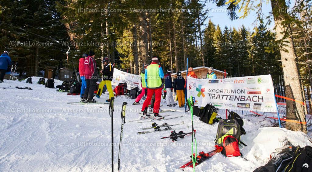 0049_KinderLM-RTL_Trattenbach_Startbereich   (C) FotoLois.com, Alois Spandl, NÖ Landesmeisterschaft KINDER in Trattenbach am Feistritzsattel Skilift Dissauer, Sa 15. Februar 2020.
