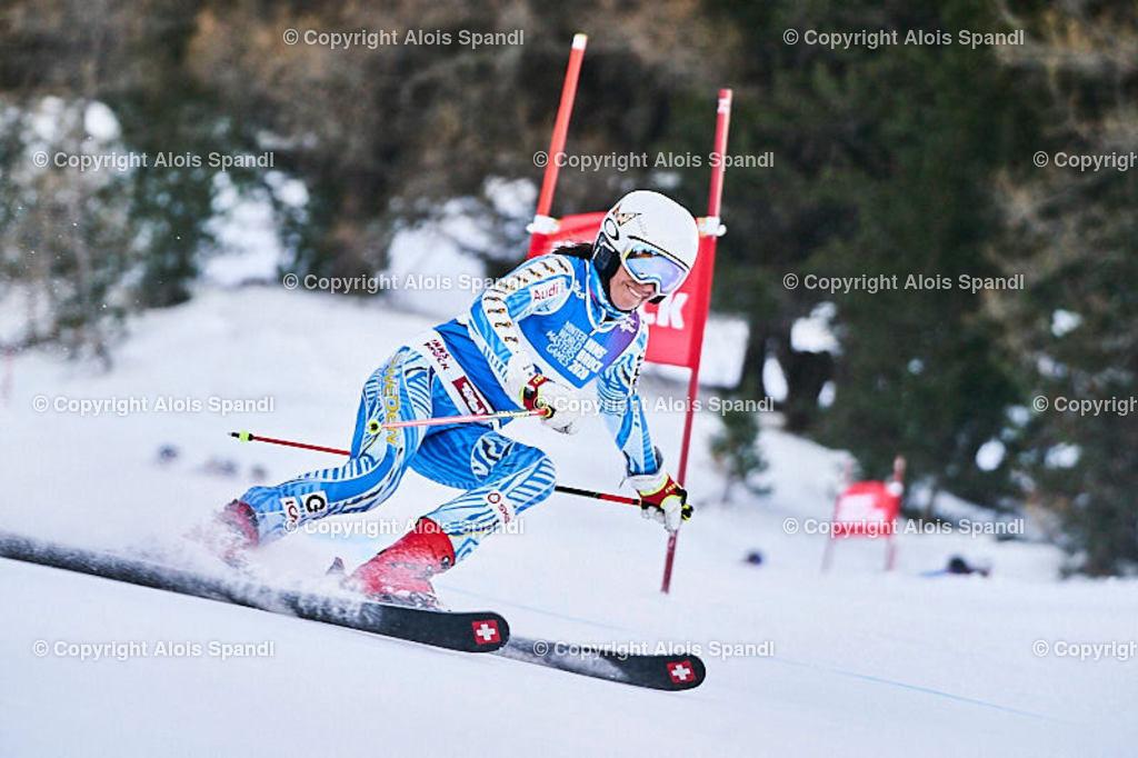 ALS5661_WWMG_GS-II_C   (C) FotoLois.com, Alois Spandl, WinterWorldMastersGames 2020 Innsbruck, Giant Slalom-II Gruppe C Damen, Patscherkofel Olympiaabfahrt, Mi 15. Jänner 2020.