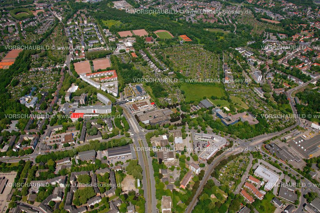 ES10058575 | Bildungspark Essen,  Essen, Ruhrgebiet, Nordrhein-Westfalen, Germany, Europa, Foto: hans@blossey.eu, 29.05.2010