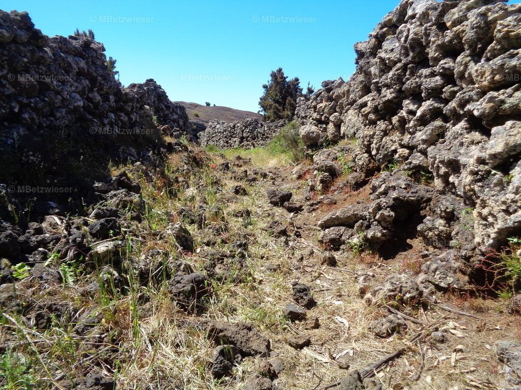 DSC01285 | Ehemalige Dorfstraße von La Albarrada