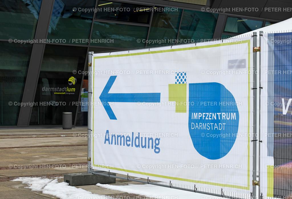 Impfzentrum Darmstadt | Impfzentrum Darmstadt im Kongresszentrum Darmstadtium