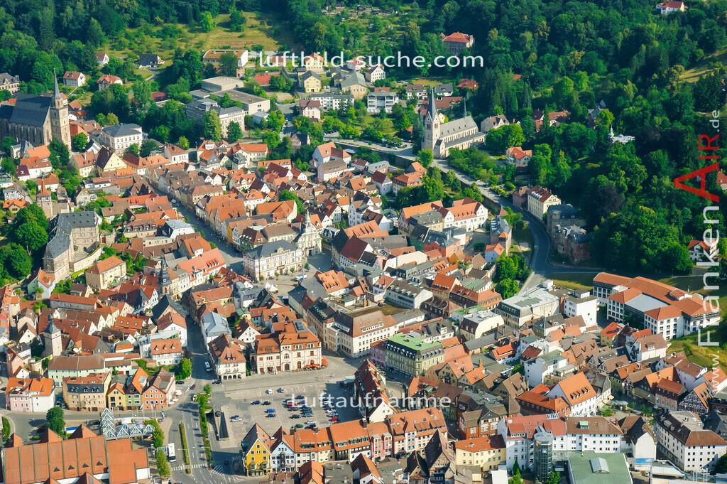luftaufnahme-kulmbach-2008-537 | Luftbild von  Kulmbach - Luftaufnahme wurde 2008 von https://frankenair.de mittels Flugzeug (keine Drohne) erstellt - die Geschenkidee
