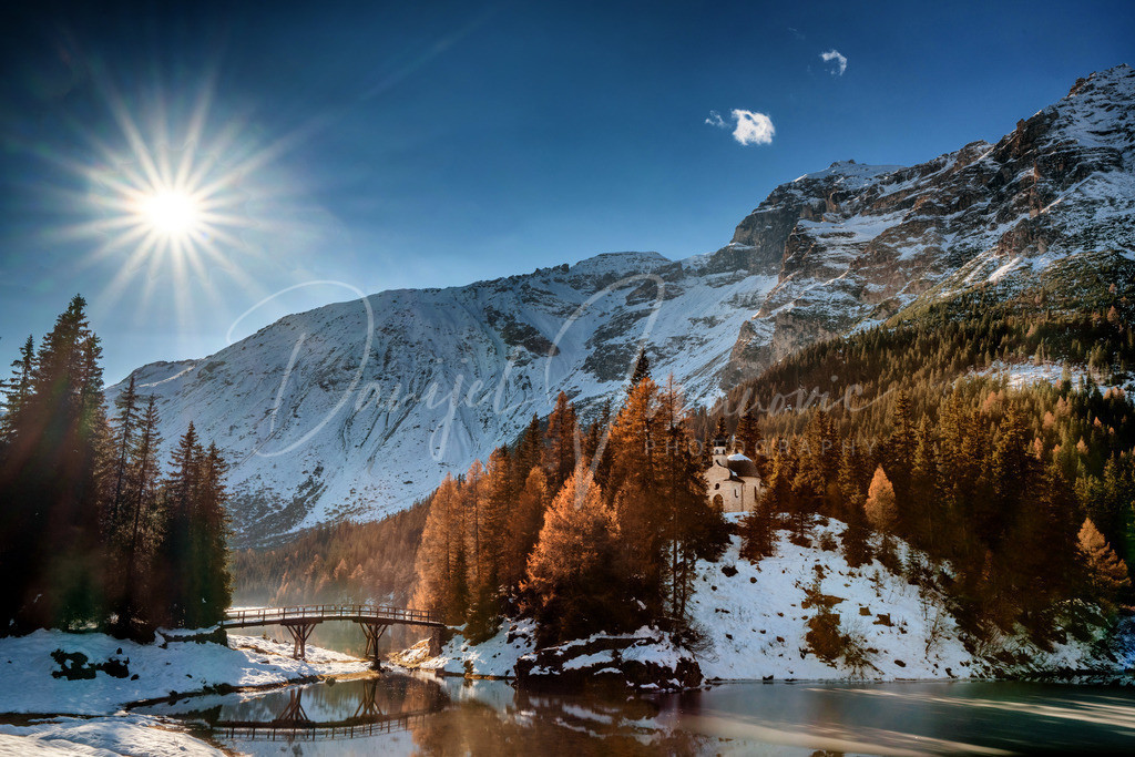 Obernberger See | Herbst am Obernberger See