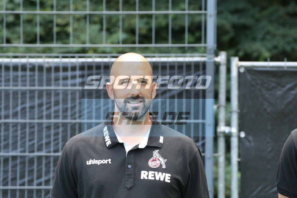 1. FC Köln Fotoshooting | Moritz Anderten - © Sportfoto-Sale (MK)