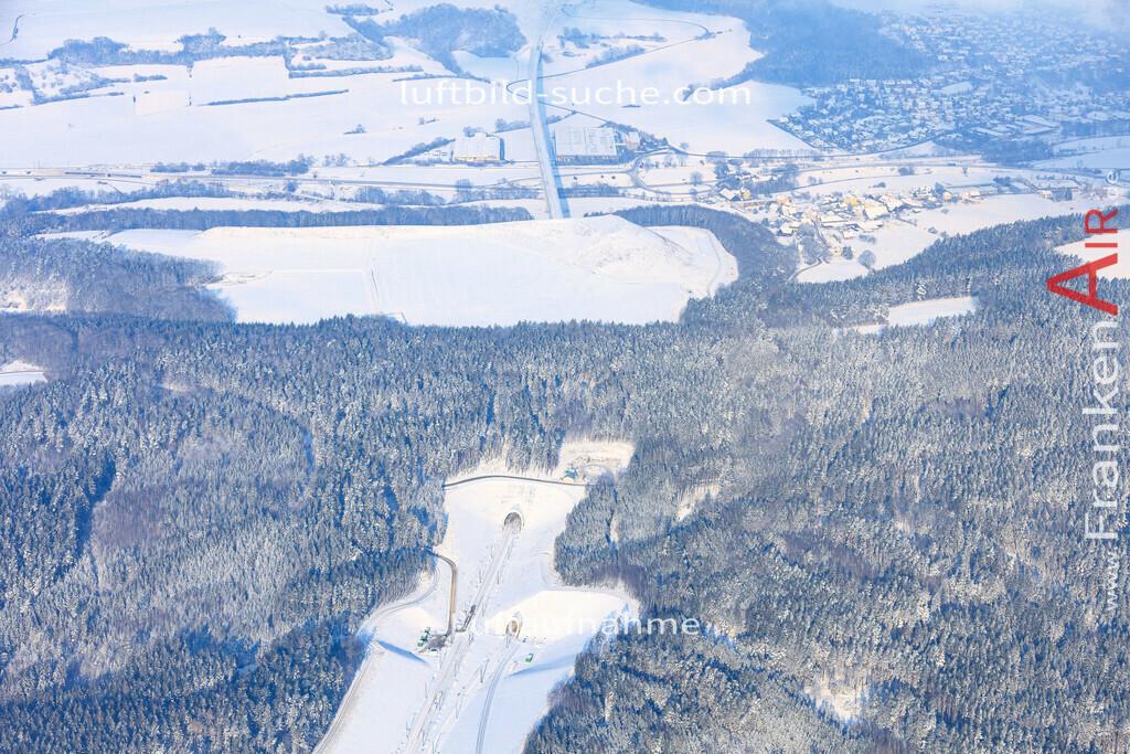 ice--2016-5839 | Luftbild von Ice Lichtenfels - Luftaufnahme wurde 2016 von https://frankenair.de mittels Flugzeug (keine Drohne) erstellt - die Geschenkidee