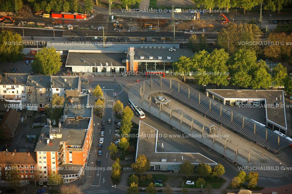 RE11101641 | Busbahnhof am Hauptbahnhof Recklinghausen,  Recklinghausen, Ruhrgebiet, Nordrhein-Westfalen, Deutschland, Europa