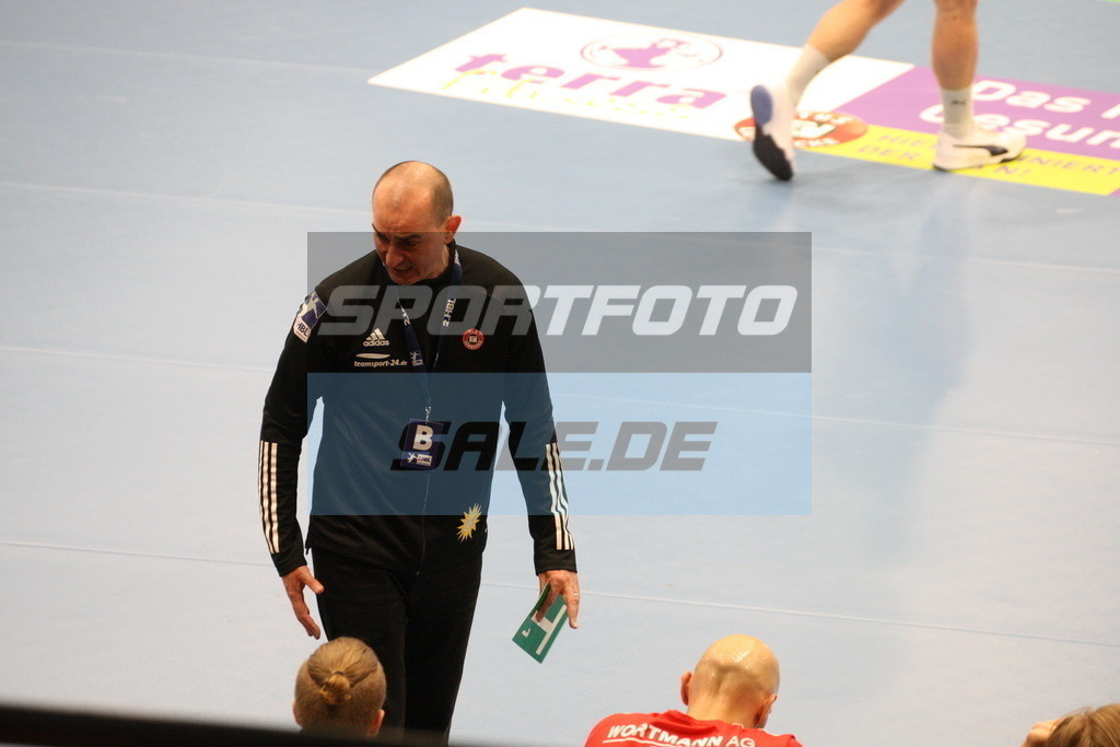 TUS N. Lübbecke - VFL Gummersbach   Emir Kurtagic - © by K-Media-Sports / Sportfoto-Sale.de