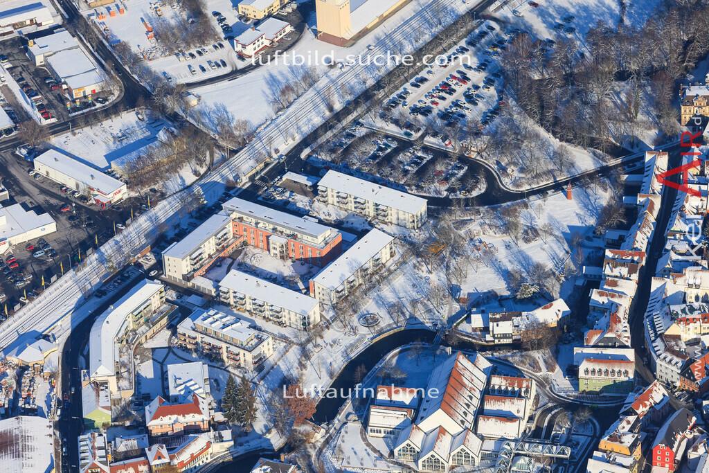 luftbild-kulmbach-2016-5953 | Luftbild von  Kulmbach - Luftaufnahme wurde 2016 von https://frankenair.de mittels Flugzeug (keine Drohne) erstellt - die Geschenkidee
