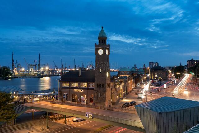 Hamburg Nightscape