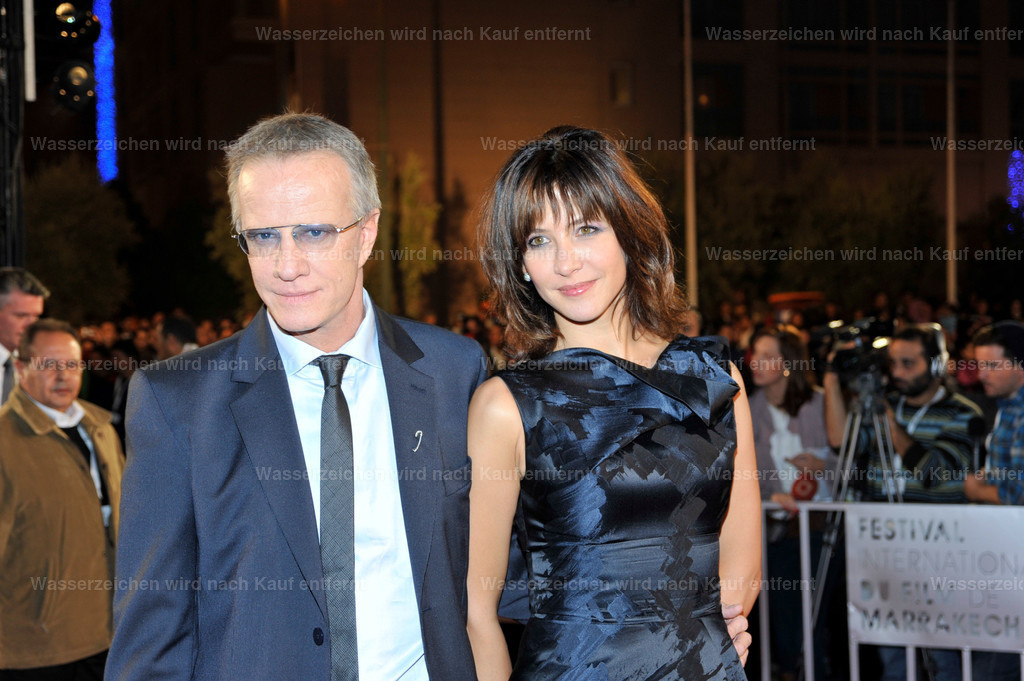 Christopher Lambert & Sophie Marceau | Christopher Lambert & Sophie Marceau