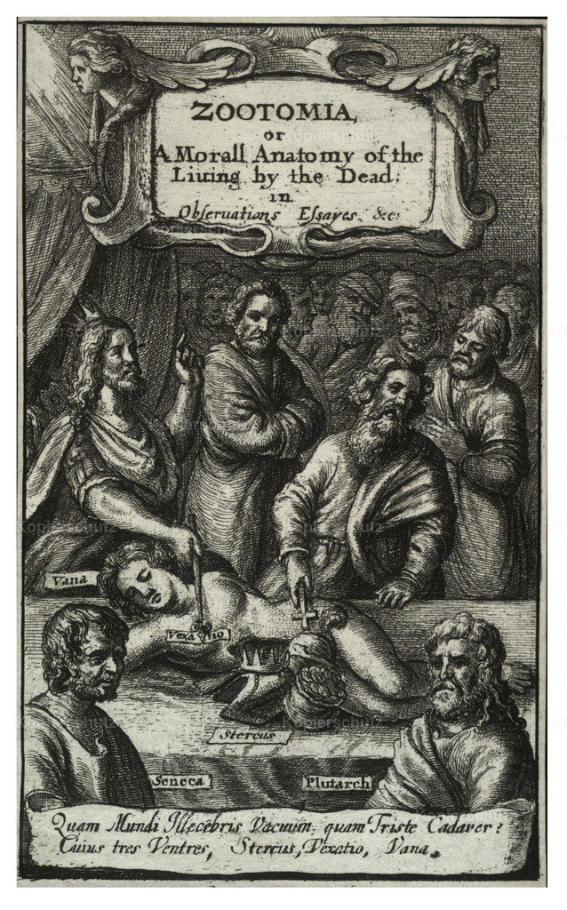 Wenceslas_Hollar_-__Zootomia__title_page