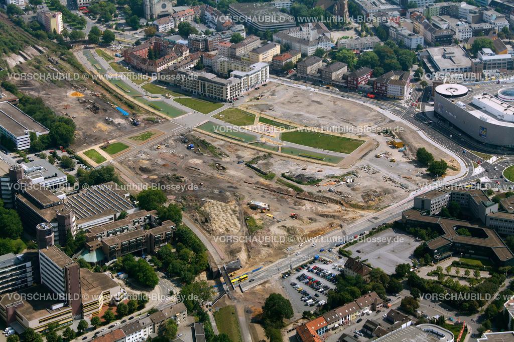 ES10080355 | Berliner Platz Limbecker Platz Karstadt, ,  Essen, Ruhrgebiet, Nordrhein-Westfalen, Germany, Europa, Foto: hans@blossey.eu, 14.08.2010