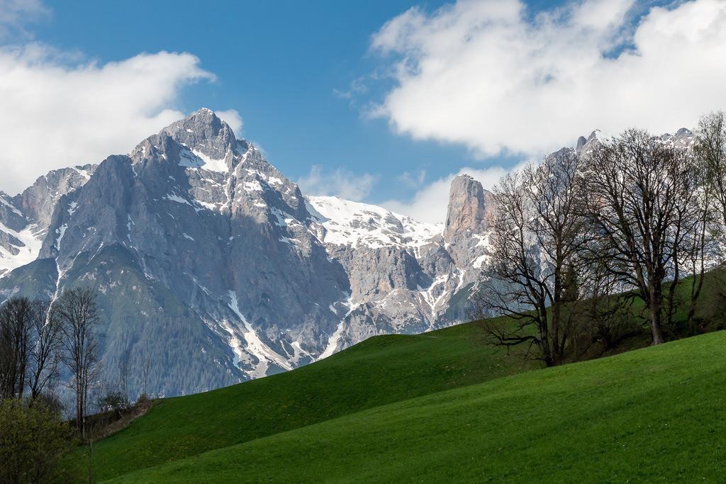 Landschaft am Hochkönig